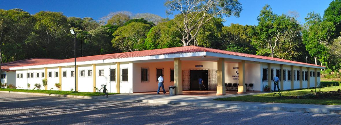 David V. King Medical Center in Jucuapa, El Salvador